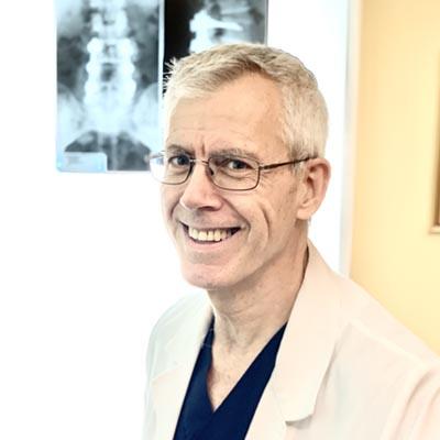 Carlo Martinelli pecco direttore sanitario centro fisioterapia genesi ivrea